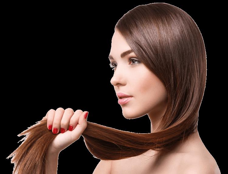 Natürliche Haarverlängerungen