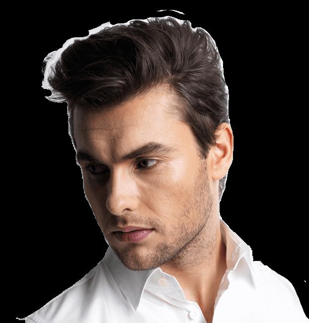 Perfekter Haarschnitt